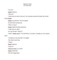 How To Write Dialogue In An Essay by How To Format Dialogue