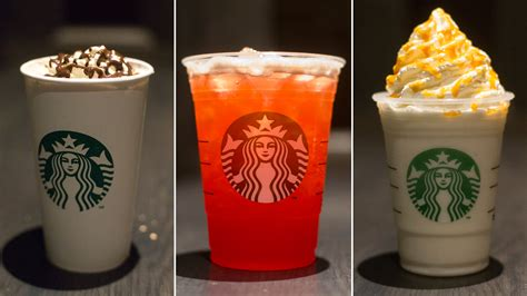 secret starbucks drink go the menu with these 8 secret starbucks drink ideas
