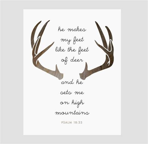 deer biblical quotes quotesgram