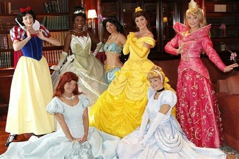 china doll 2 person banquet 10 facts about disney theme park princesses and characters