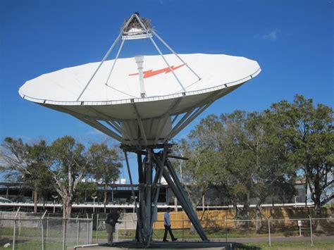 choosing the correct satellite antenna size