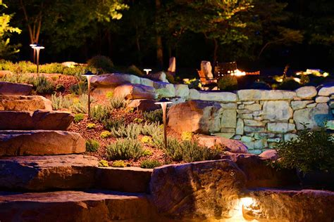 Landscape Lighting Knoxville Landscape Lighting Knoxville Tn Lilianduval