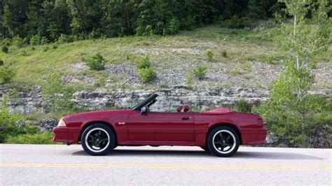 1991 ford mustang gt convertible 5 0l v8 302