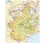 Pics Photos  Cartina Geografica Del Piemonte Tumm Tutum