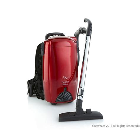 gv 8 qt backpack vacuum cleaner gv6a the home depot