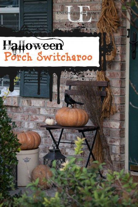 theme changer line halloween 25 best ideas about halloween porch on pinterest