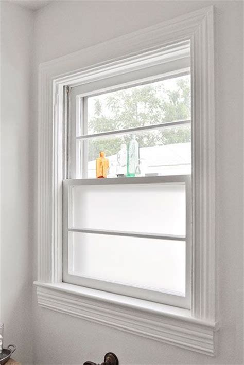 frosted windows for bathrooms frosted bathroom window home pinterest