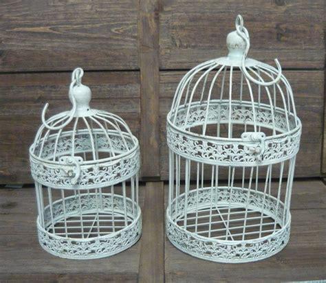 gabbie per uccelli decorative antica soffitta arreda con stile