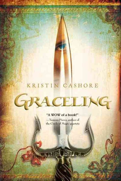 Novel Fantasi By Kristin Cashore graceling