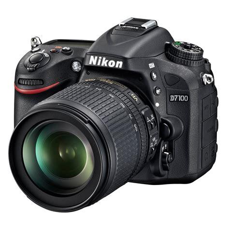 digital slr nikon d7100 d slr digital and 18 105mm vr lens