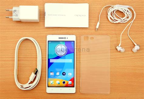 Earphone Oppo R5 oppo r5 unboxing