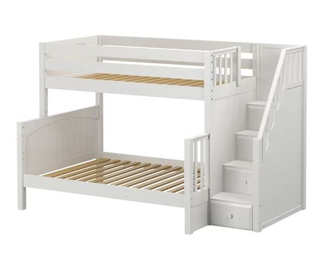 full size bunk beds with stairs maxtrix sumo twin over full bunk bed with stairs bed frames matrix furniture