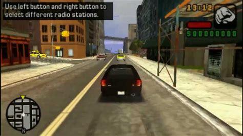 psvita gta liberty city stories gameplay youtube