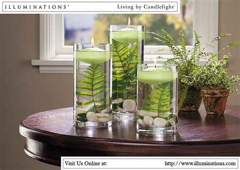 decorating ideas fillable candle holders illuminations candle flickr