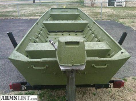 20 foot flat bottom boat for sale armslist for sale trade 14ft aluminum jon boat w 15hp