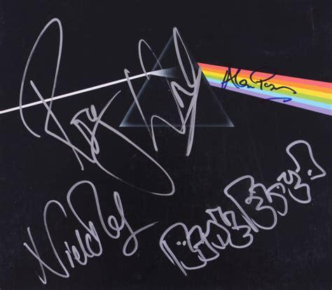 Kaos Custom Pink Floyd Side Of The Moon sports memorabilia auction pristine auction