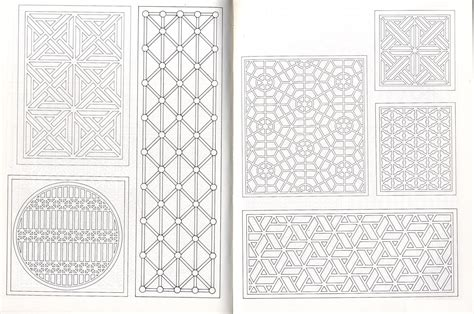 Lattice Pattern History | pattern primer daniel sheets dye chinese lattice designs