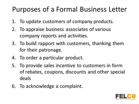 Parts Of Business Letter And Their Definition lesson 2 business letters parts and formats ppt