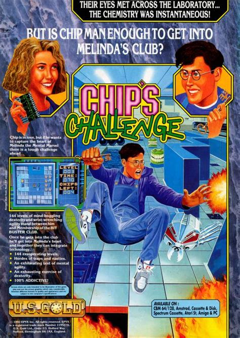 chips challenge free like chips challenge channessk