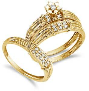 gold wedding sets yellow gold bridal sets the wedding specialists