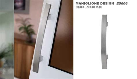 maniglie per portoni d ingresso maniglioni in acciaio inox hoppe quot la maniglia arreda