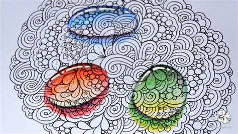 s gems coloring book books how to draw a water droplet colored pencil techniques