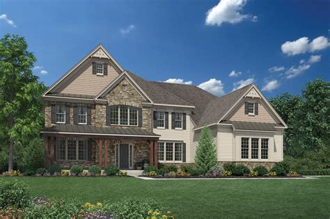 bromley estates at weddington the henley home design