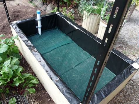 Raised Bed Garden Soil Depth by 17 Best Images About Garden Raised Beds On
