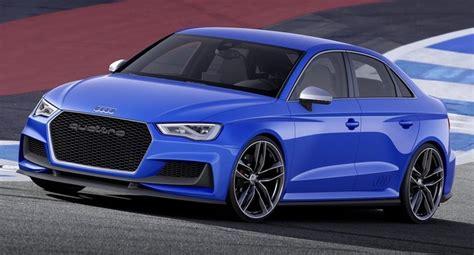 Audi Quattro Horsepower by Audi Reveals 525 Horsepower A3 Clubsport Quattro Concept