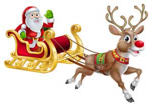 transparent christmas santa sledge png clipart gallery yopriceville quality images