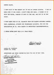sworn statement template sworn statement exle sworn statement 3 jpg letter