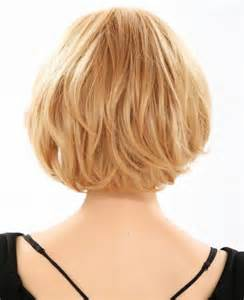 back views of choppy layered bob haircuts el lob y el bob los dos cortes de pelo estrella de la