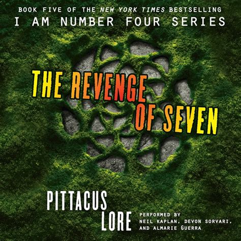 the of seven pittacus lore audiobook