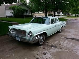62 Chrysler Newport Purchase Used 62 Chrysler Newport New Yorker Imperal 60