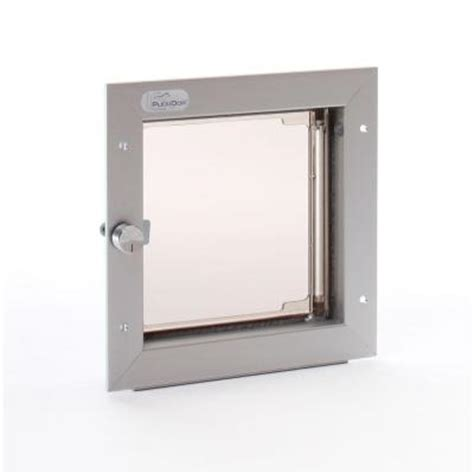 plexidor performance pet doors 6 5 in x 7 25 in small