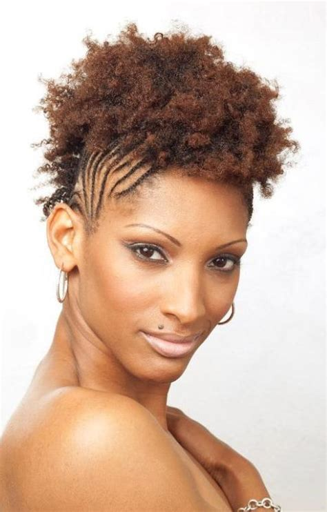 african hairstyles on tumblr how to style short natural hair for black women bakuland