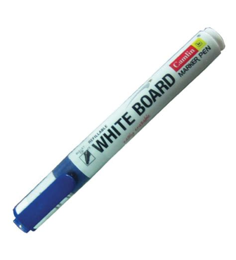 Kitchen Bath Collection by Camlin White Board Marker Pack Of 10 Blue By Camlin