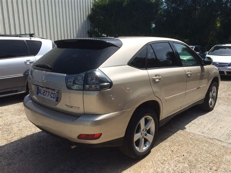 100 Lexus Models 2005 Lexus Rx Reviews Research New