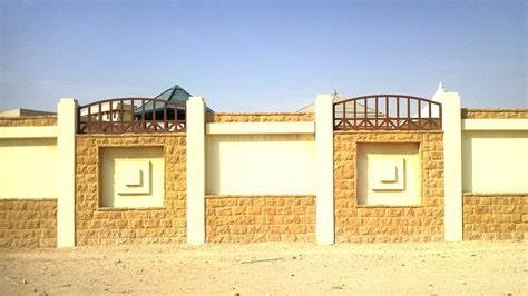 boundary wall design latest boundary wall design maybehip com