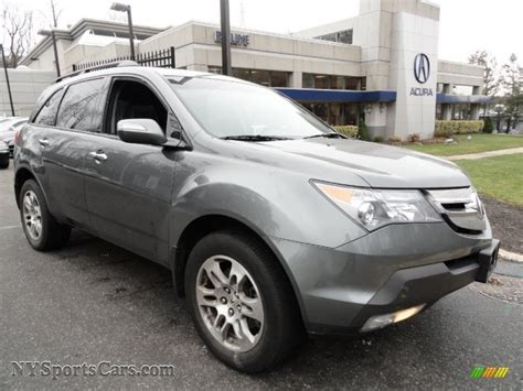 how cars engines work 2008 acura mdx electronic valve timing 2008 acura mdx in sterling gray metallic 523381 nysportscars com cars for sale in new york