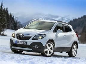 Opel Moca Opel Mokka 2012 2013 2014 2015 2016 2017