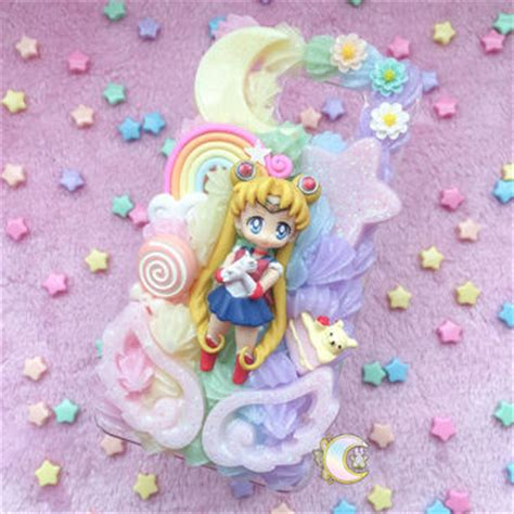 Anti 2 Tone Rainbow For Iphone 5g5s best sailor moon phone products on wanelo