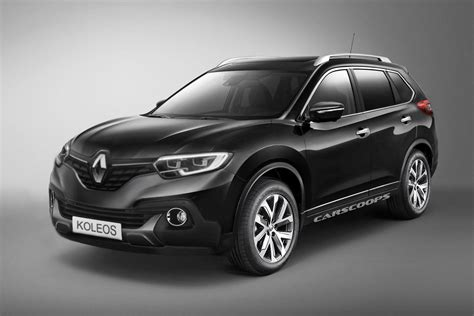 renault koleos 2016 interior 2016 renault koleos pictures information and specs