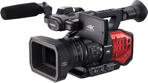 panasonic 4k 4k camcorder professional solutions