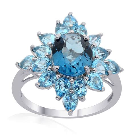 Blue Topaz For large topaz rings images photos and pictures