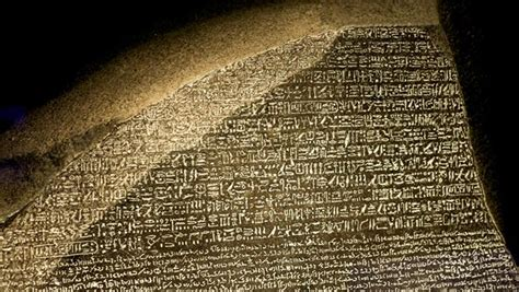 rosetta stone who found it rico s rants history for the day 1799 rosetta stone found