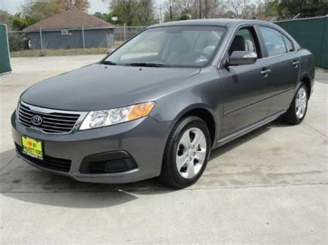 2009 Kia Optima Lx Specs 2009 Kia Optima Lx Data Info And Specs Gtcarlot