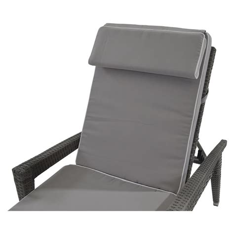 Gray Chaise Lounge Neilina Gray Chaise Lounge El Dorado Furniture