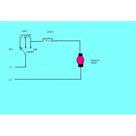 variable resistor to motor speed how speed of a universal electric motor is controlled