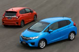 2014 honda fit honda jazz unveiled a dynamic civic